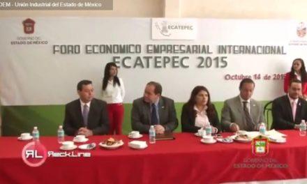 FORO ECONÓMICO EMPRESARIAL INTERNACIONAL ECATEPEC 2015