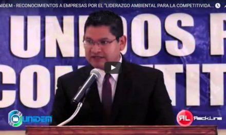 """RECONOCIMIENTOS A EMPRESAS POR EL """"LIDERAZGO AMBIENTAL PARA LA COMPETITIVIDAD"""""""