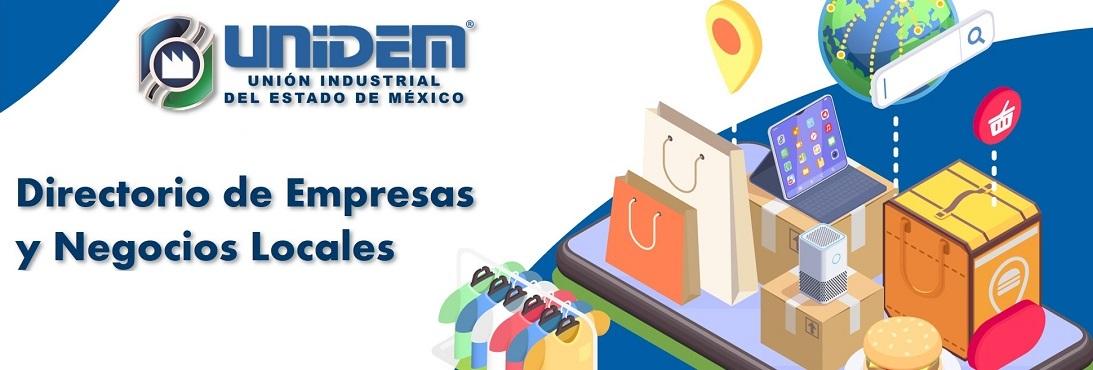 AFILIATE A LA UNIÓN INDUSTRIAL DEL ESTADO DE MÉXICO