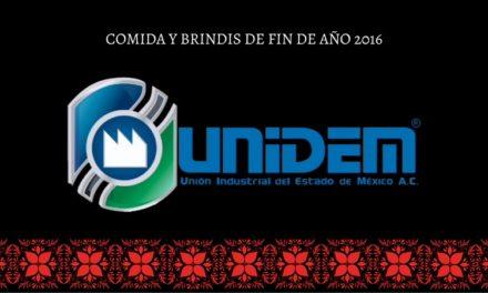 COMIDA Y BRINDIS DE FIN DE AÑO 2016