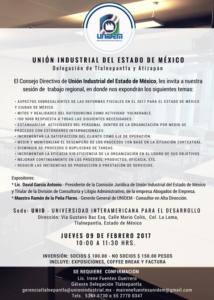 ASPECTOS SOBRESALIENTES DE LAS REFORMAS FISCALES 2017