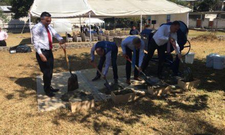 Construyen centro de capacitación en manejo de gas natural en Coacalco