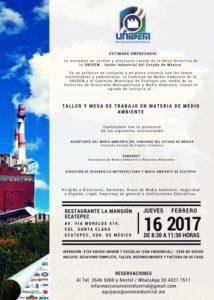 TALLER Y MESA DE TRABAJO EN MATERIA DE MEDIO AMBIENTE @ Restaurante La Mansión Ecatepec