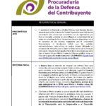 PRODECON: RESUMEN FISCAL SEMANAL DEL 27 AL 31 DE MARZO DE 2017