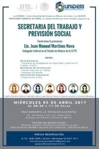 Sesión Desayuno Empresarial Mensual de Abril @ Restaurante La Mansión Ecatepec