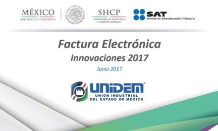 Sede Tlalnepantla – Curso: Nuevo esquema de Facturación Electrónica y complemento de pagos versión 3.3
