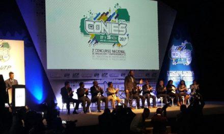 UNIDEM presente en el Concurso Nacional de Innovación y Emprendimiento.