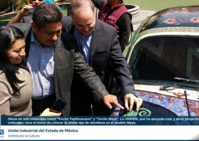 UNIDEM - Unidos por la Cultura en México 001