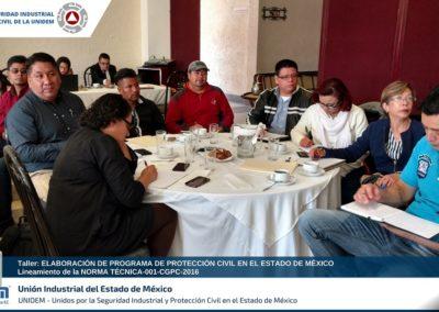 ELABORACIÓN DE PROGRAMA DE PROTECCIÓN CIVIL EN EL ESTADO DE MÉXICO 10