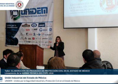 ELABORACIÓN DE PROGRAMA DE PROTECCIÓN CIVIL EN EL ESTADO DE MÉXICO 2
