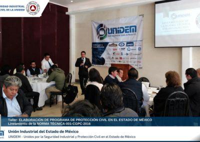 ELABORACIÓN DE PROGRAMA DE PROTECCIÓN CIVIL EN EL ESTADO DE MÉXICO