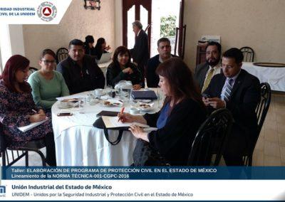 ELABORACIÓN DE PROGRAMA DE PROTECCIÓN CIVIL EN EL ESTADO DE MÉXICO 11