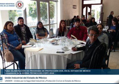 ELABORACIÓN DE PROGRAMA DE PROTECCIÓN CIVIL EN EL ESTADO DE MÉXICO 12