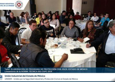 ELABORACIÓN DE PROGRAMA DE PROTECCIÓN CIVIL EN EL ESTADO DE MÉXICO 14