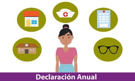 Delegación Prodecon Edomex apoya a personas físicas en la presentación de la Declaración anual 2017