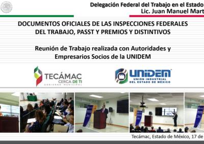 UNIDEM - Delegacion Federal del Trabajo en el Estado de Mexico 00