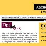 Agenda Jurídica Empresarial del mes de Junio 2018 – Comisión legal de la UNIDEM