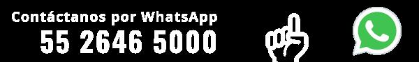 UNIDEM - Diseno de Contactanos por WhatsApp
