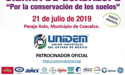 UNIDEM patrocina la Carrera Atlética 10K Sierra de Guadalupe, organizada exitosamente por la SECRETARÍA DEL MEDIO AMBIENTE DEL GOBIERNO DEL ESTADO.