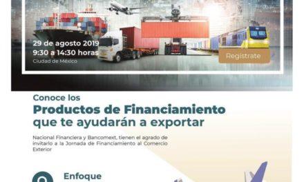 Curso sobre Financiamiento al Comercio Exterior – NAFINSA