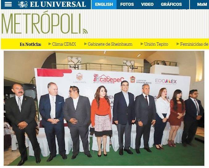 Pese a inseguridad, invertirán cuatro firmas en Ecatepec