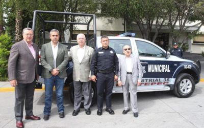 CREAN CÉLULA DE POLICÍA PARA VIGILAR ZONAS INDUSTRIALES DE ECATEPEC.