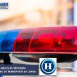 Industriales mexiquenses piden combatir robo de transporte de carga