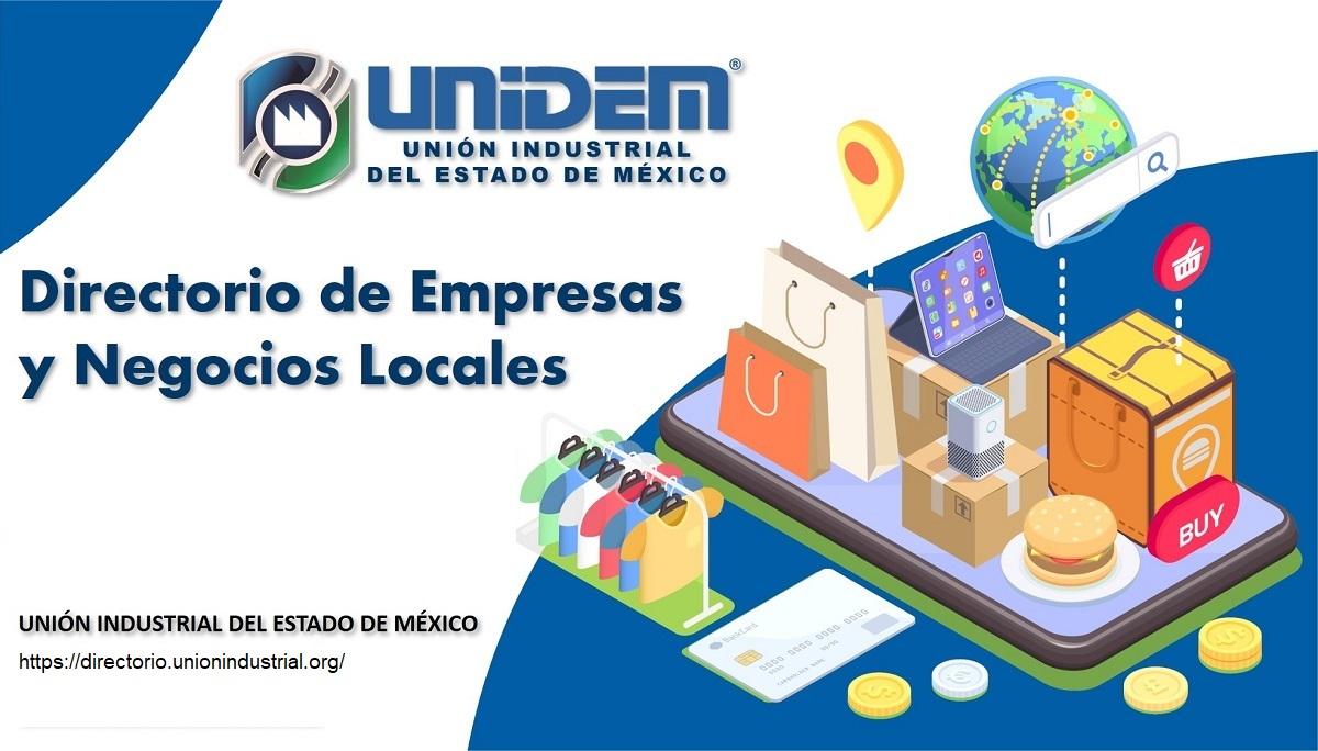 UNIDEM - DIRECTORIO DE EMPRESAS Y NEGOCIOS LOCALES 100