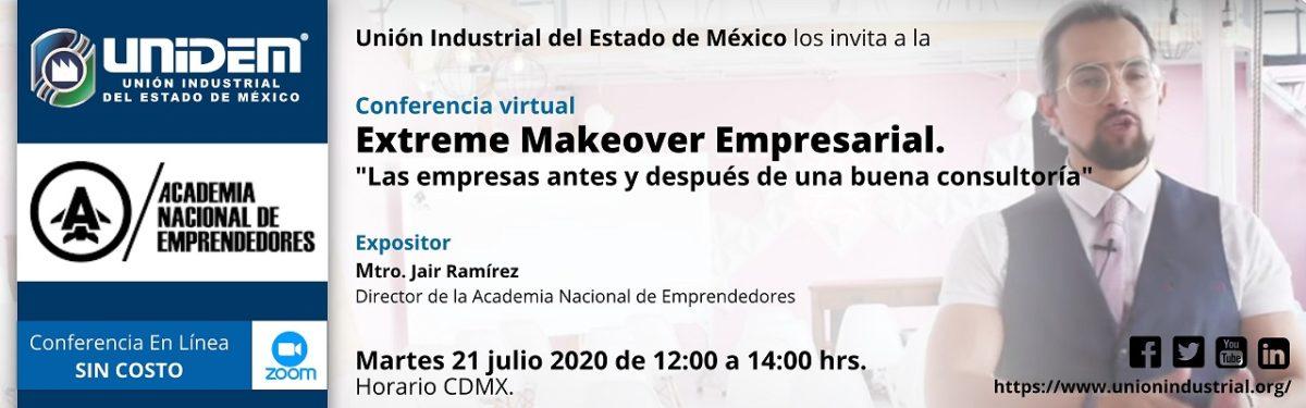 2020 07 21 - Extreme Makeover Empresarial - Barra