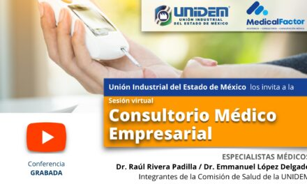 (Evento Grabado) Sesión virtual: Consultorio Médico Empresarial / Tema: La Diabetes y el COVID-19