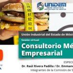 Sesión virtual: OBESIDAD Y EL COVID / Consultorio Médico Empresarial