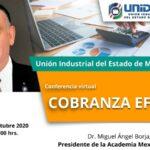 Conferencia virtual: COBRANZA EFECTIVA.