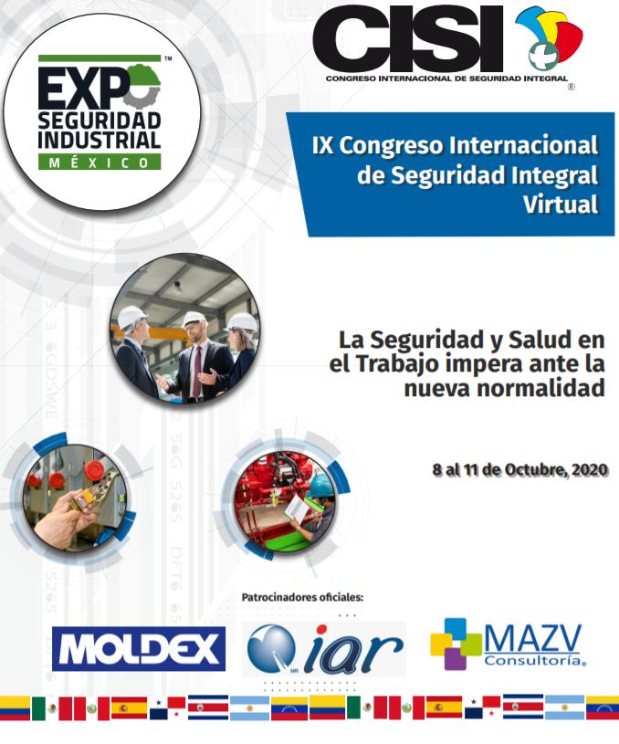 2020 10 8 - 11 Expo Seguridad Industrial México 001