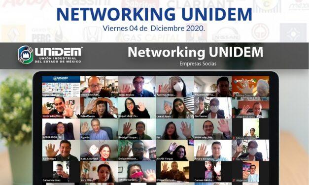NETWORKING UNIDEM PARA EMPRESAS SOCIAS