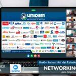 NETWORKING UNIDEM PARA EMPRESAS SOCIAS Sesión en línea MES DE MARZO 2021.