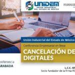 (Evento Grabado) Conferencia empresarial en línea: CANCELACIÓN DE SELLOS DIGITALES