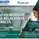 Curso en línea: EL NUEVO MODELO DE LAS RELACIONES LABORALES.